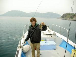 ナイス太刀魚! - [3/6]