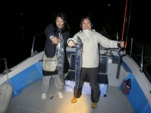夕まづめ太刀魚狙い! - [2/2]