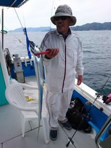 太刀魚~!
