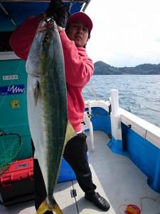 ブリ&太刀魚! - [1/2]