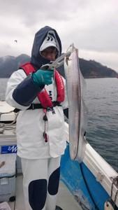 太刀魚~! - [2/5]