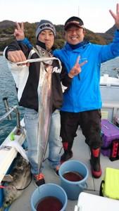 太刀魚!!! - [1/8]