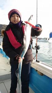 太刀魚!!! - [2/8]