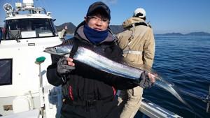 太刀魚!!! - [1/3]