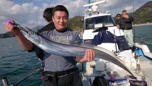 太刀魚!!! - [1/4]