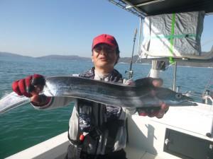 太刀魚!!! - [2/6]