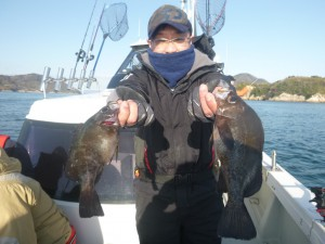太刀魚&メバル!!! - [1/2]